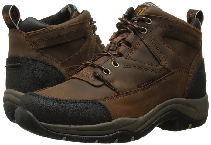 Ariat Women's Terrain H2O Hiking Boots Review - Hiking Lady Boots