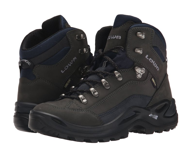 lowa women 39 s renegade gtx mid hiking boots review hiking. Black Bedroom Furniture Sets. Home Design Ideas