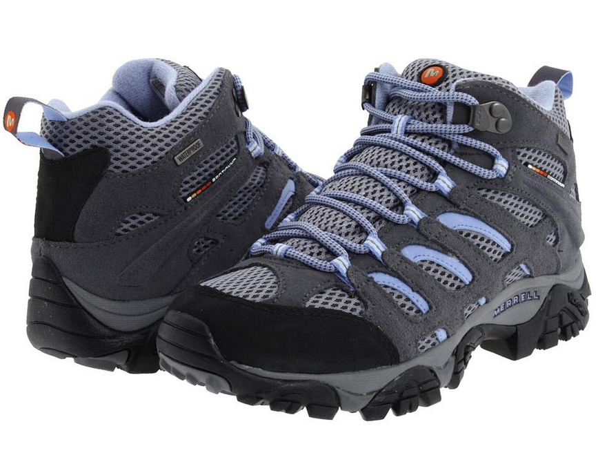 Women's Moab Mid Waterproof Gore-Tex Hiking Boot