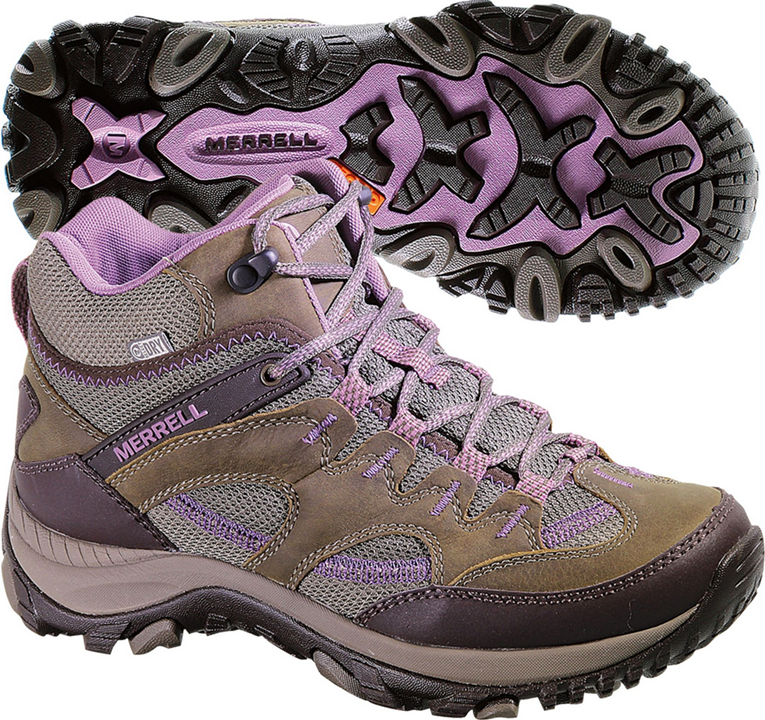 Ladies Lightweight Hiking Shoes