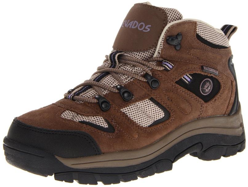 Nevados Klondike Waterproof Low Hiking Shoe (Women's) TTPKAW