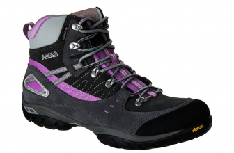 Asolo Women's Yuma WP Hiking Boot Review