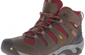 KEEN Women's Koven Mid-Rise Waterproof Hiking Boots Review