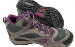 Merrell Women's Azura Mid Waterproof Hiking Boots Review