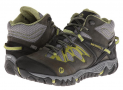 Merrell Women's All Out Blaze Mid-Rise Waterproof Hiking Boot Review
