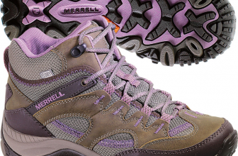 Merrell Women's Salida Mid Waterproof Hiking Boot Review