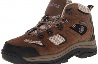 Nevados Women's Klondike Waterproof Low V4161W Hiking Boots Review
