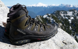Salomon Women's Quest 4D 2 GTX Hiking Boot Review
